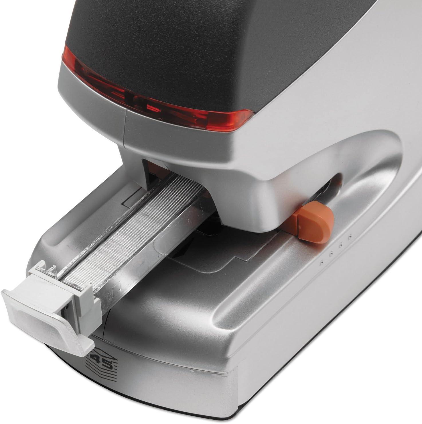 Swingline 48209 Optima 45 Electric Stapler Value Pack, 45 Sheet Cap, Silver : Heavy Duty Desk Staplers : Office Products