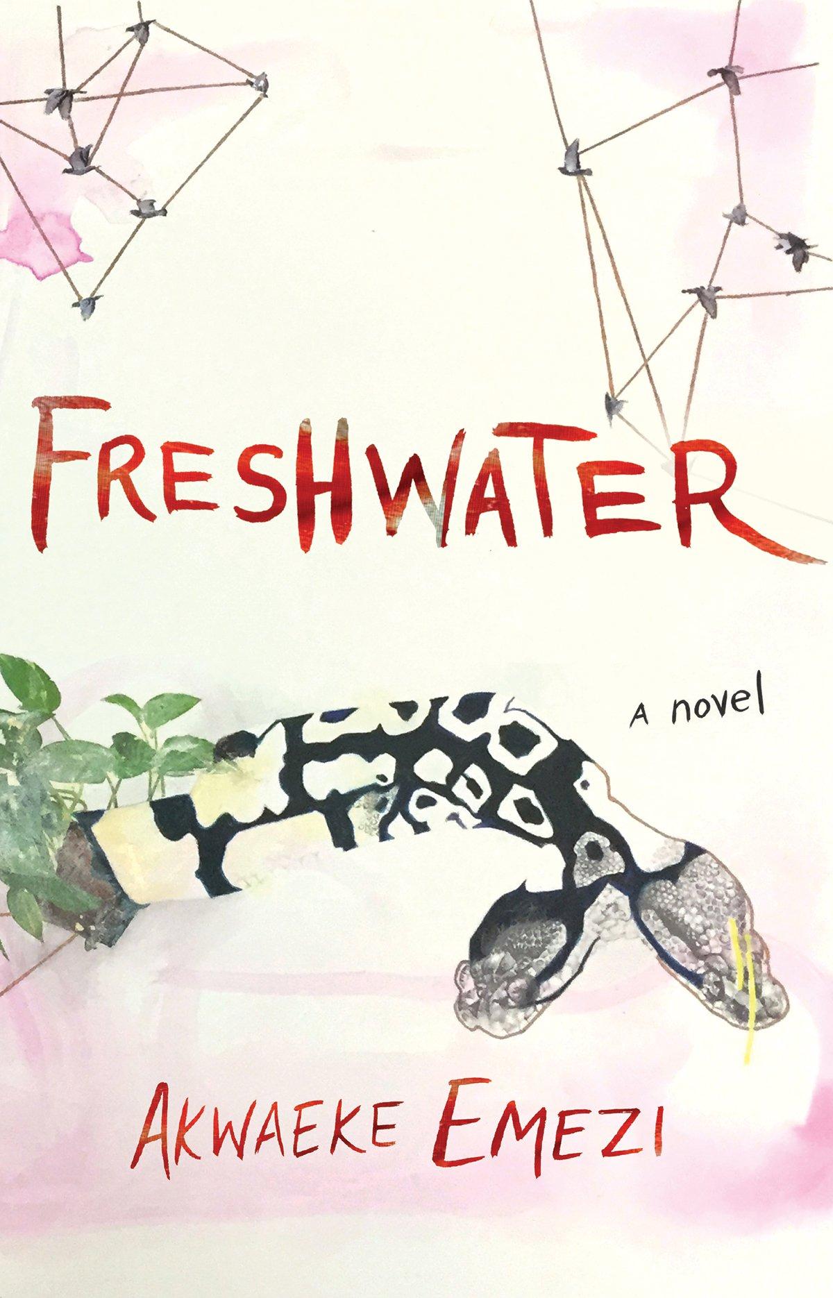 Amazon.com: Freshwater (9780802127358): Emezi, Akwaeke: Books