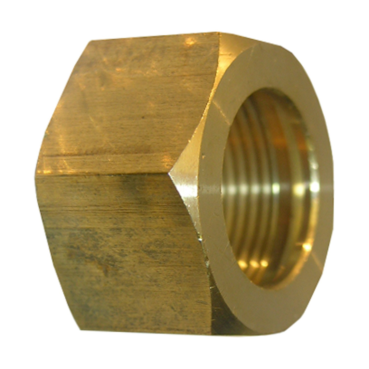LASCO 17-6135 3//8-Inch Compression Chrome Plated Brass Nut and Sleeve