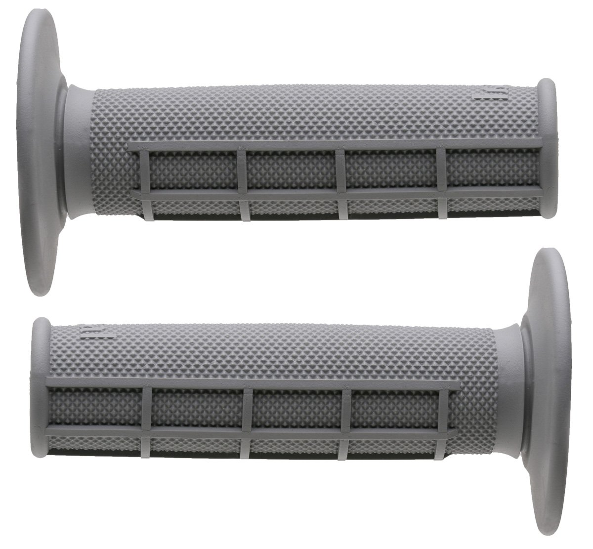 Renthal G087 Gray Diamond/Waffle Medium Compound Motocross Grip