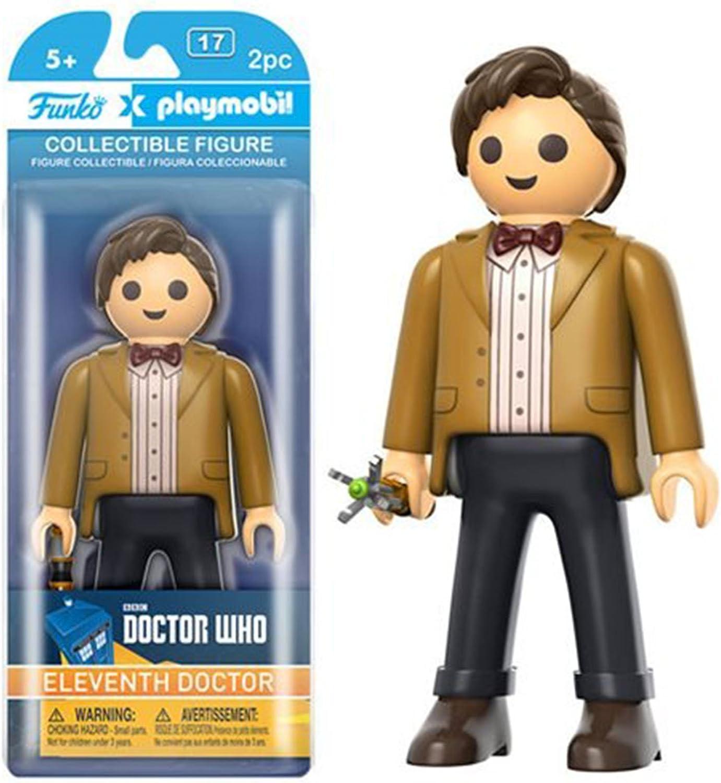 DOCTOR WHO - Playmobil - Eleventh Doctor : Figurine: Amazon.es: Juguetes y juegos