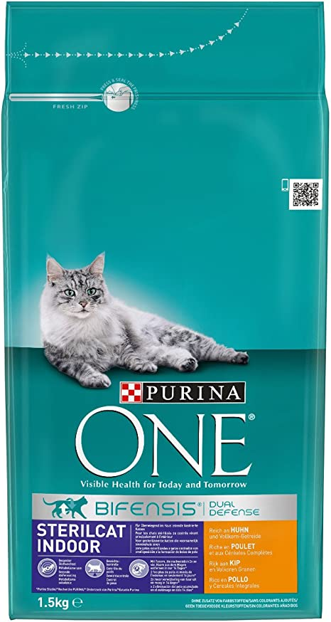 PURINA ONE Sterilicat Bifensis - Alimento Seco para Gatos ...