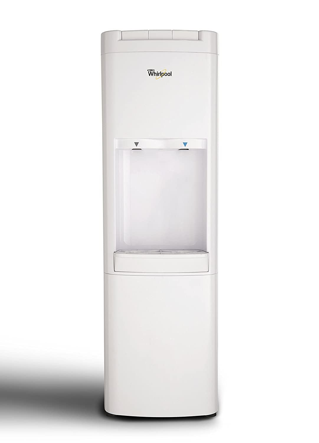 Whirlpool white ice products - Amazon Com Whirlpool Commercial Water Cooler Ice Chilled Water White Water Dispenser Home Improvement
