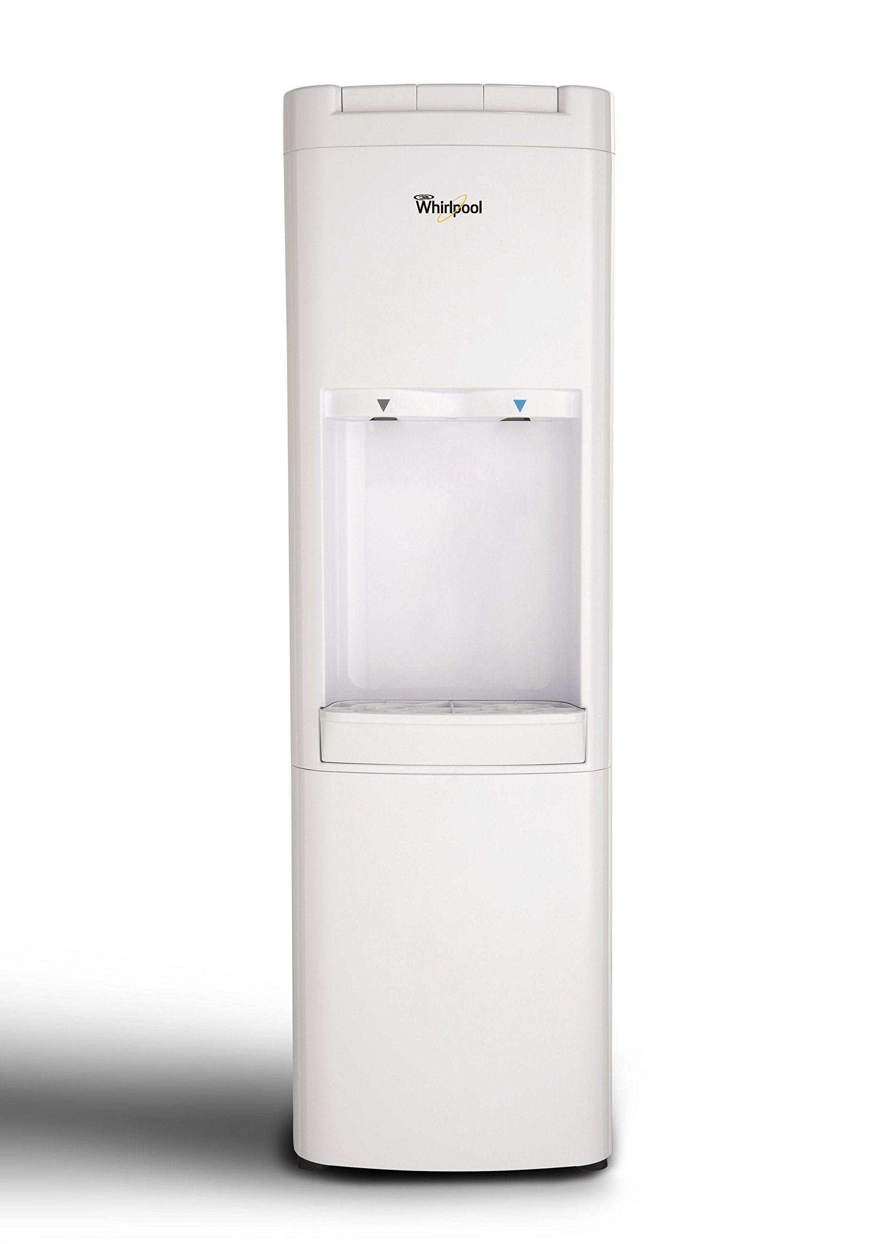Whirlpool Commercial Water Cooler, Ice Chilled Water, White Water Dispenser by Whirlpool (Image #2)