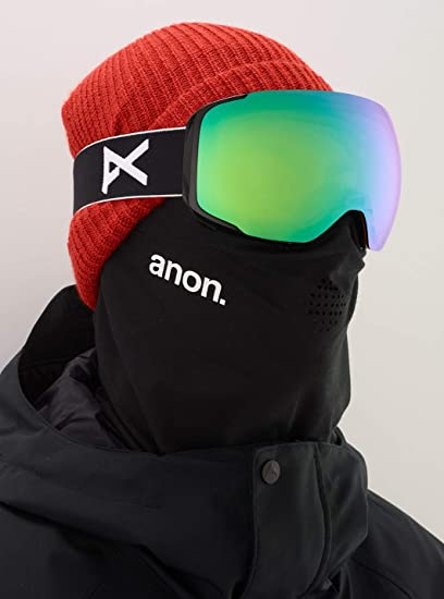 0cce33a67988 Amazon.com   Anon 19172101040NA M2 MFI Goggle with Spare Lens