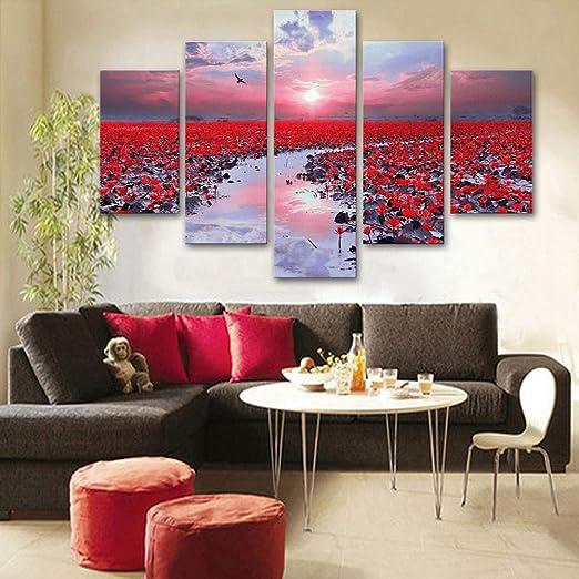 adgkitb canvas Cartel de la Pintura de la impresión del Arte de la ...