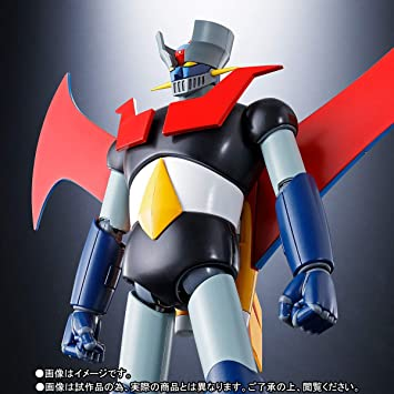 Bandai - Figurine Mazinger Z - GX-70SP Mazinger Z Anime Color Exclusive Version Soul of Chogokin - 4573102551979: Amazon.es: Juguetes y juegos