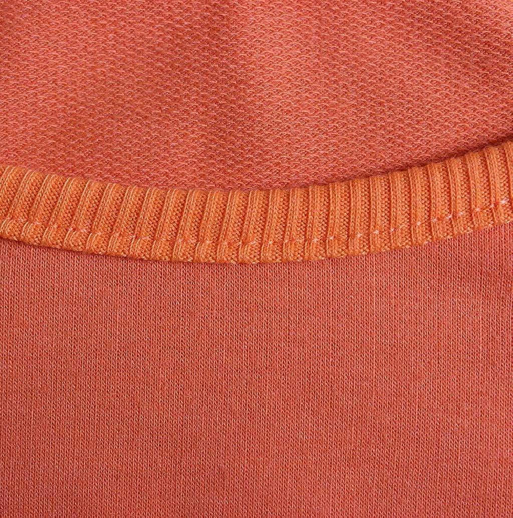 LONUPAZZ Sweatshirt Pulls Citrouille dhalloween Femme Chemisier T-Shirt Hauts