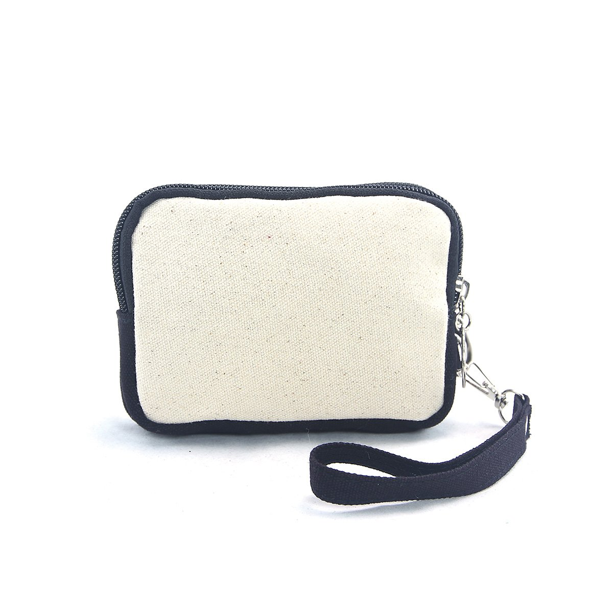 Vintage Print Horse Wristlet in Canvas Material