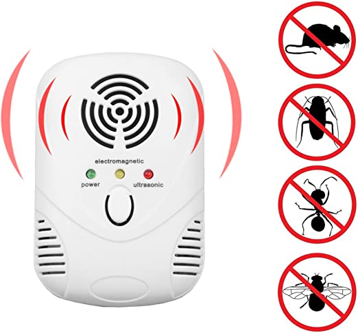 Control de Plagas electrónico ultrasónico Pest Control – Pest ...