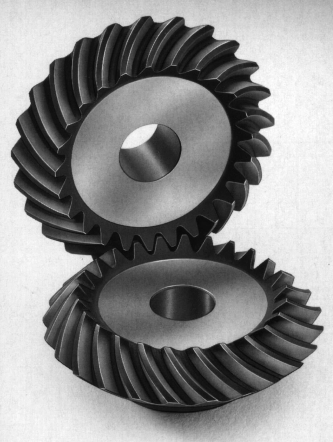 1:3 Ratio 5M16//48 Ametric/® Metric 5 Metric Module Tooth Profile 16 Teeth 2nd Gear Paired Steel Bevel Gear Set, 20 Degree Pressure angle 1st Gear 48 Teeth Mfg Code 1-027
