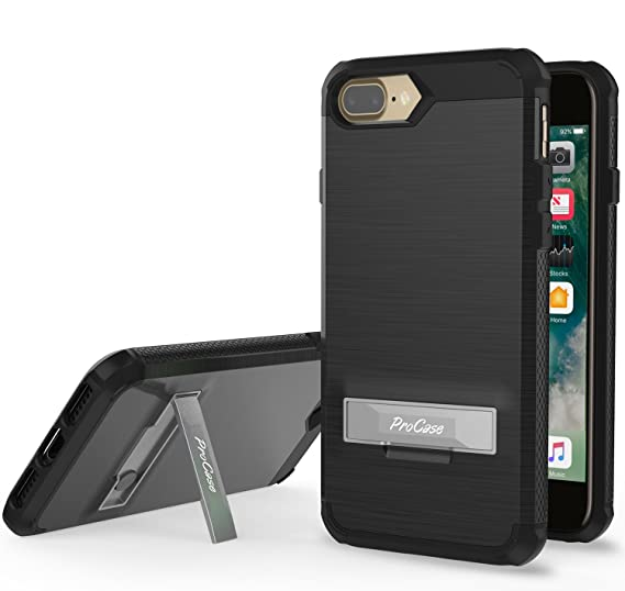iphone 8 plus phone case with kickstand