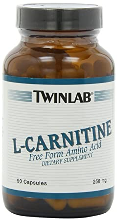 Twinlabs L-Carnitine 250mg, 90 Capsules