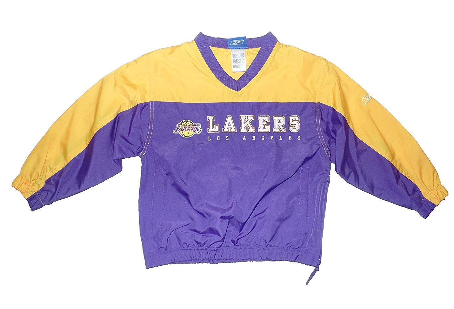 Los Angeles Lakers juventud Warmup chaqueta, Atlético ...