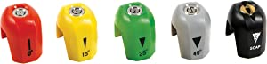 Sun Joe SPX3000-TPS Quick-Connect Spray Tip Set 5pc for SPX 3000 Series