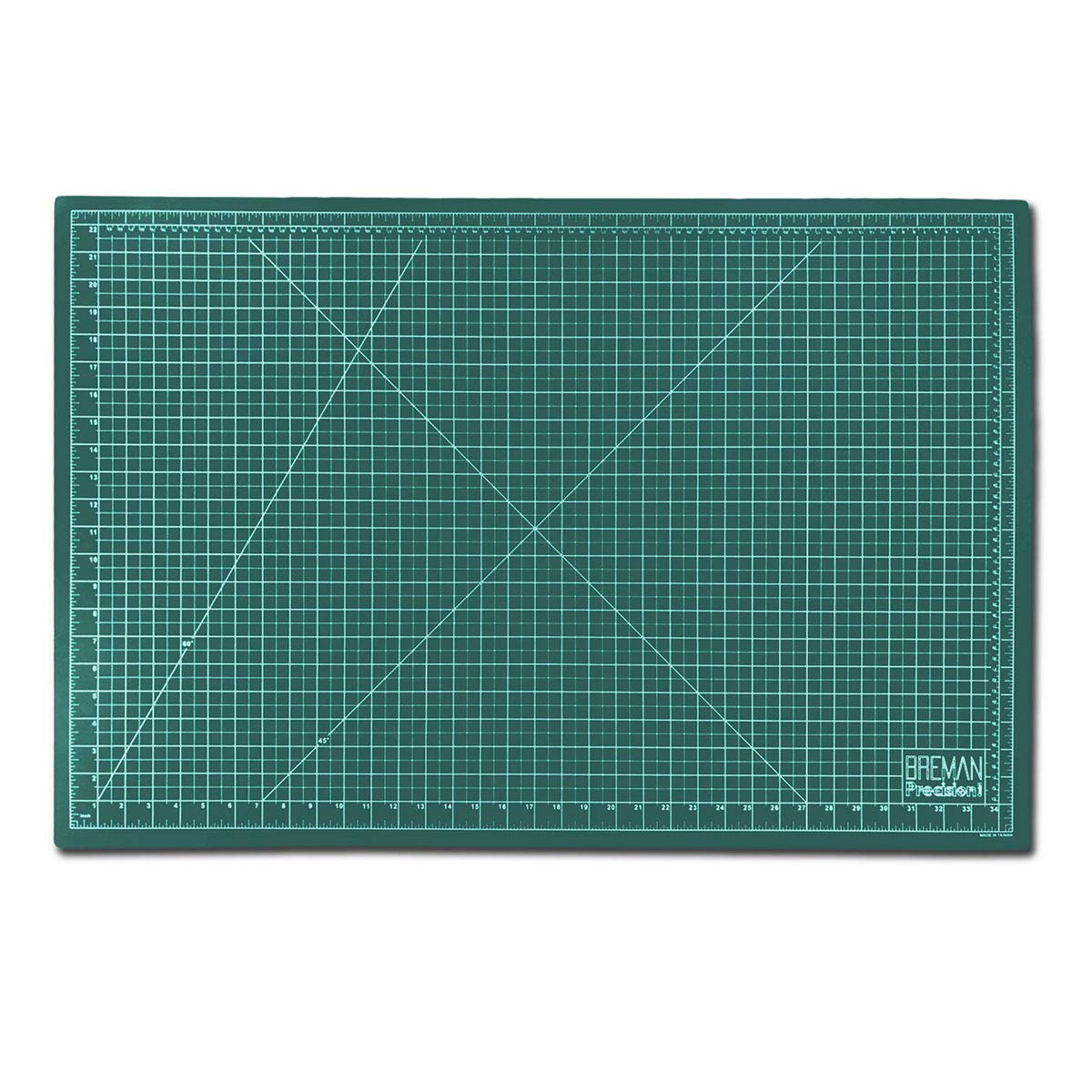 Large Self Healing Cutting Mat – Professional Double Sided Flexible Fabric Rotary Mat Ideal for All Arts & Crafts Including Sewing Quilting– A2(24X18) Inches 4336849724