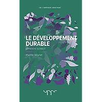 Le développement durable: Approche globale