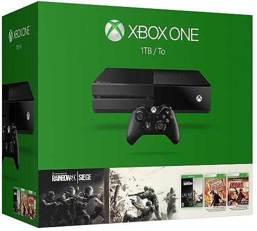 Microsoft Una consola Xbox 1 TB - Tom Clancy Rainbow Six ...