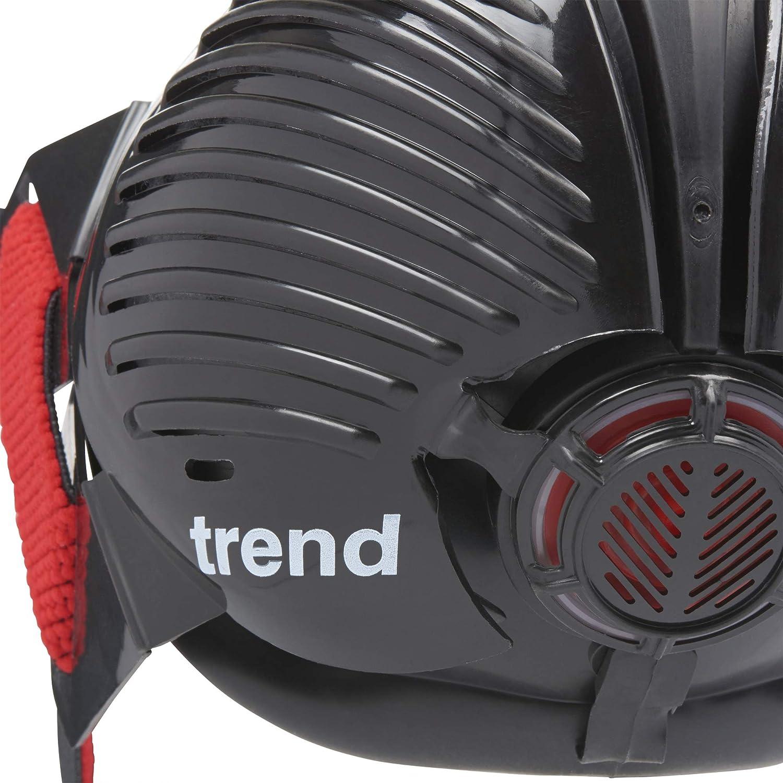 Trend SM AIR Stealth Halbmaske, STEALTH/ML: Amazon.de: Baumarkt