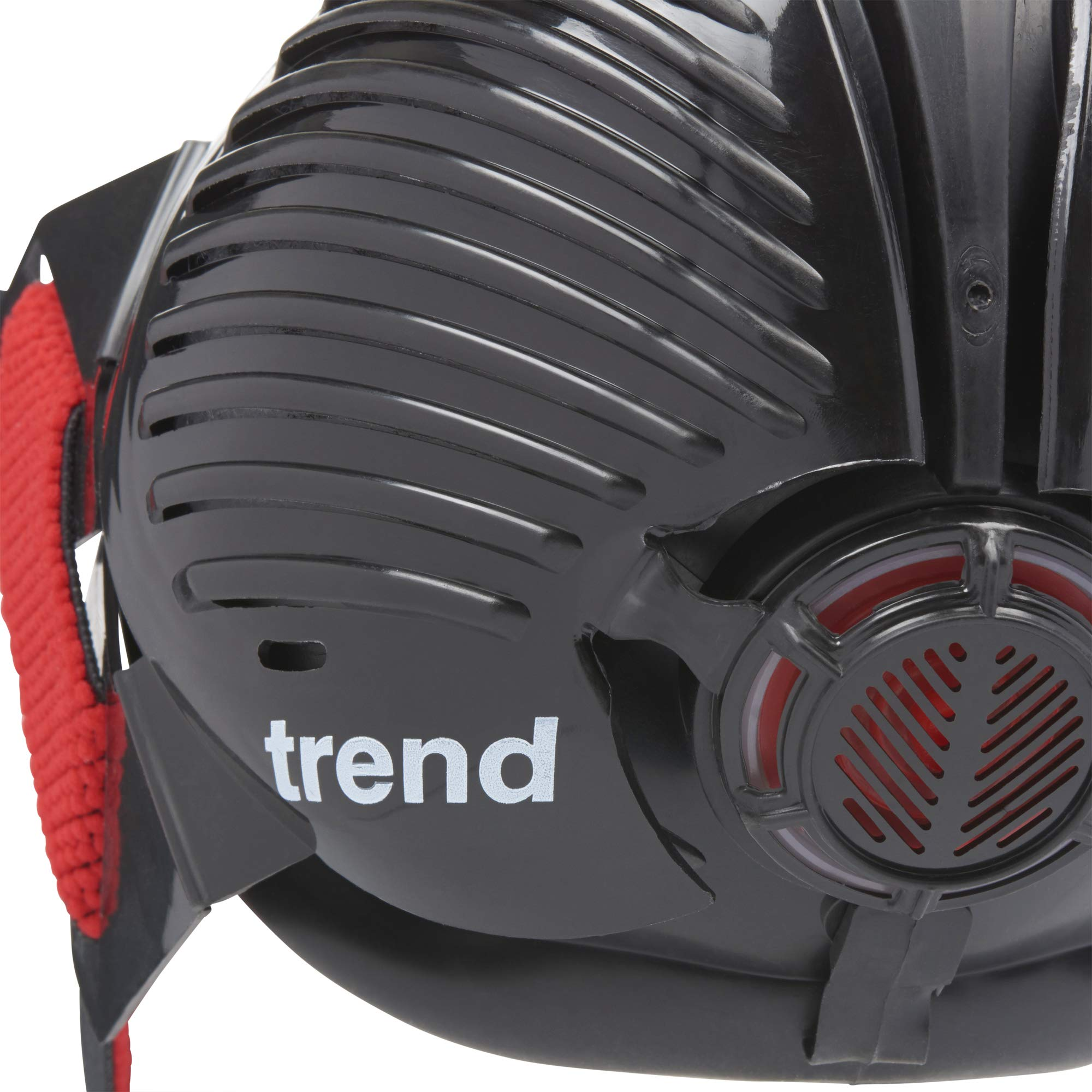Trend STEALTH/SM Air Half Mask Small/Medium APF20 by Trend (Image #5)