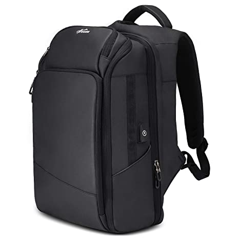 Stylish Large Backpack Water-Resistant 15.6 quot  Laptop Rucksack 0d9bb590f1324