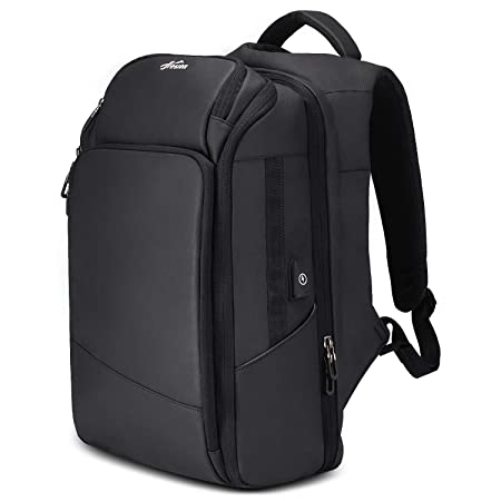 Stylish Large Backpack Water-Resistant 15.6 quot  Laptop Rucksack 5bc8703bd11f0