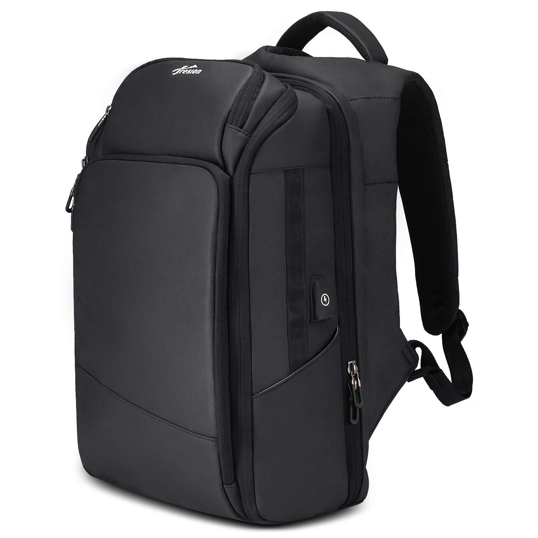 "ba42137ce5a8a Herren Rucksäcke - Mode 26L Wasserdicht Reiserucksack - 15.6"" Laptop Notebook  Rucksack mit USB"
