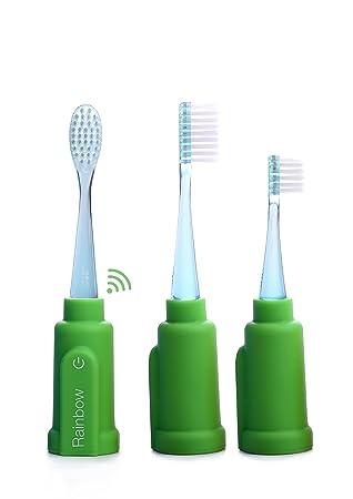 Vigilant - Cepillo de Dientes para Smartphones y Tablets, Color Verde