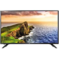 "TV LED 32"" LG 32LV300C.AWZ HD com Conversor Digital Integrado 1 USB 1 HDMI Modo Hotel - Preto"