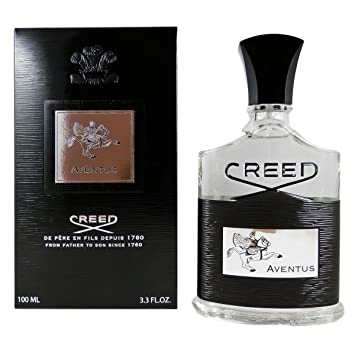 Amazoncom Creed Aventus Eau De Parfum Spray For Men 33 Ounce