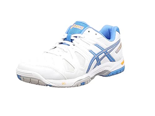 Asics Gel Game 5 Chaussures de Tennis Femme Blanc (White