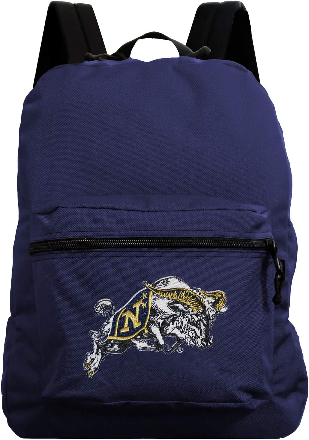 NCAA Made in The USA Premium Backpack,16-inches,Navy