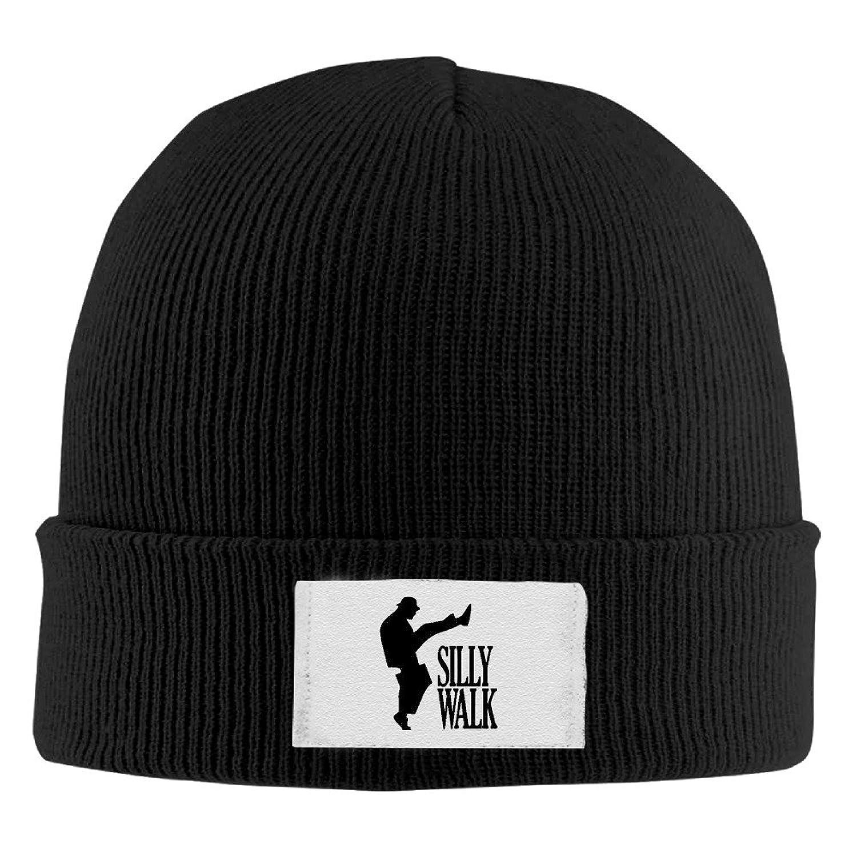 YFLLAY Monty Python Silly Walk Knit Cap Woolen Hat For Unisex