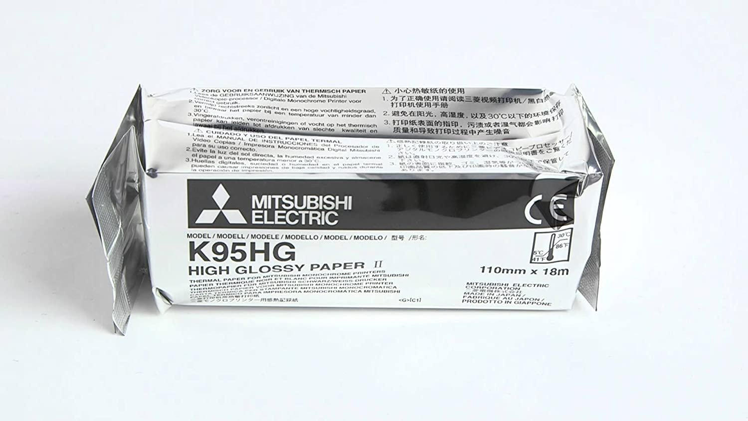 Image result for Mitsubishi High Glossy Thermal Paper