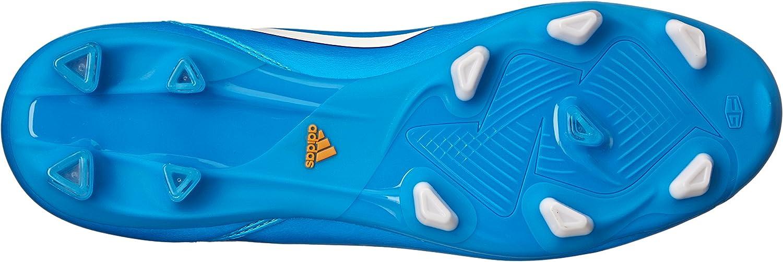 Nuovo Adidas F10 Trx Fg morsetti di calcio Solar Blu 6.5 Solar Blue