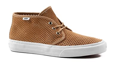 3a5ef0822d Vans Men s Prairie Chukka (Perfed Suede) Skateboarding Shoes (Medium 10 B(