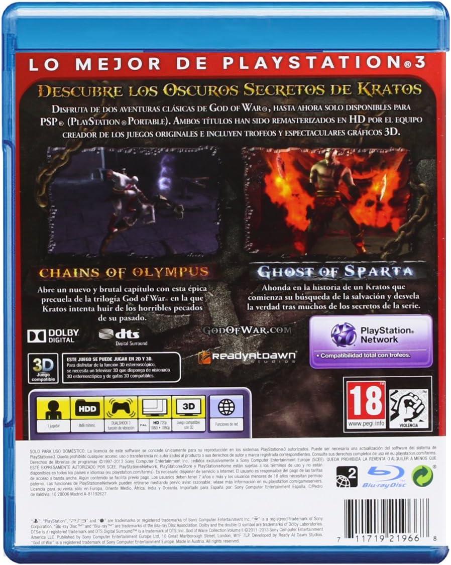 God of War Collection Essentials 2: Amazon.es: Videojuegos