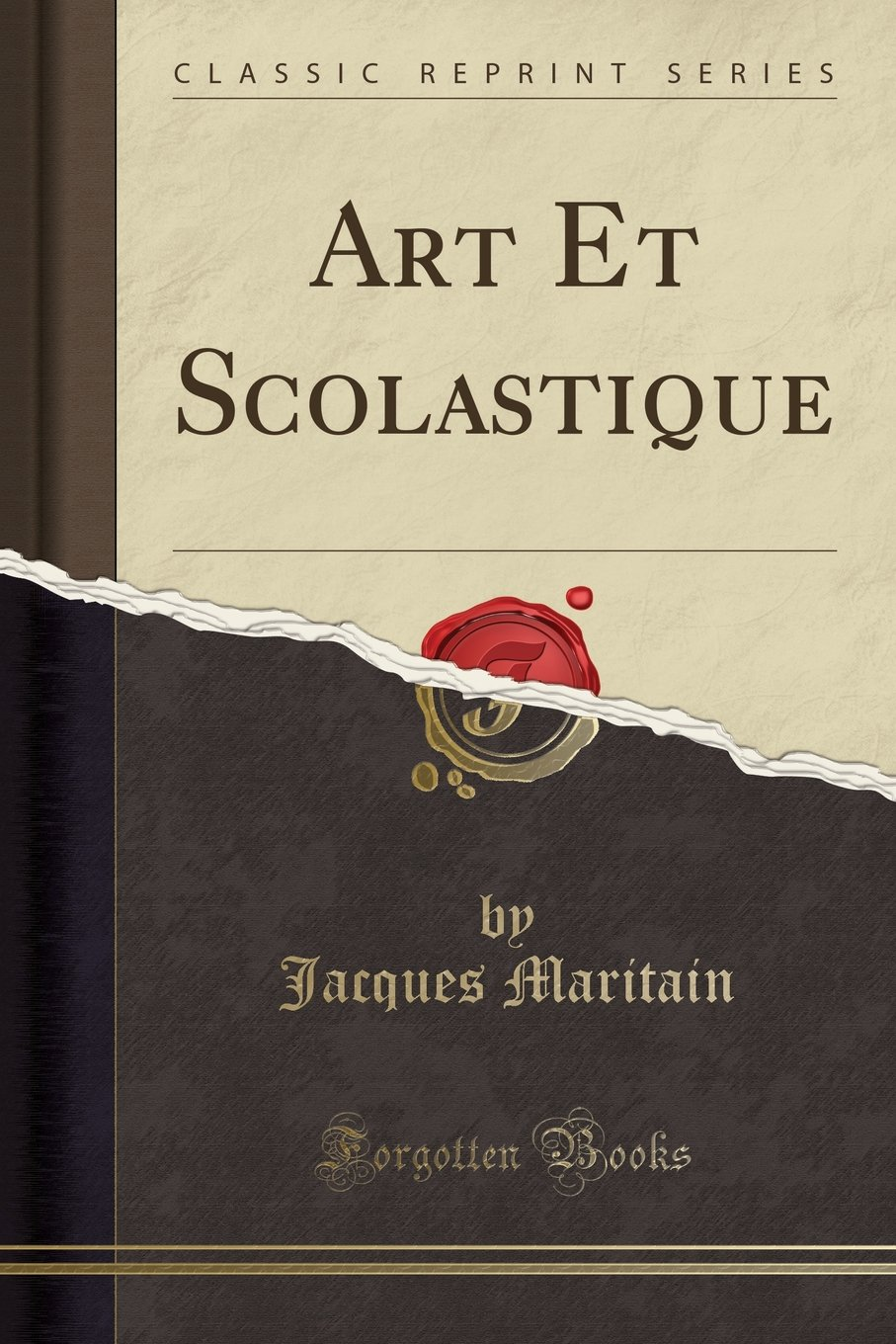 Art Et Scolastique (Classic Reprint) (French Edition) PDF