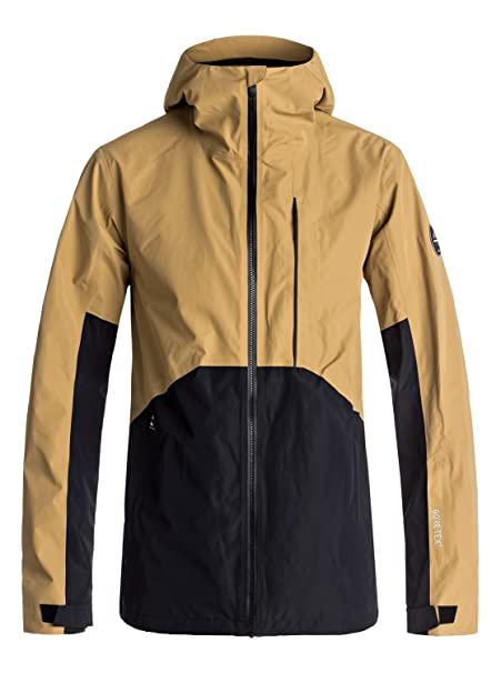 Quiksilver Mens Forever 2l Gore-tex Snowboard Ski Jacket