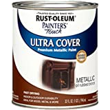 rust oleum 254101 painters touch quart oil based metallic oil rubbed. Black Bedroom Furniture Sets. Home Design Ideas