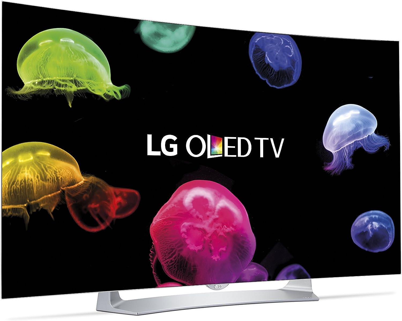 LG 55EG910V - Smart TV de 55 Full HD (resolución 1920 x 1080, Smart TV, webOS 3.0, USB, HDMI), Color Blanco: Amazon.es: Electrónica