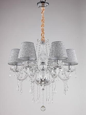 Lámpara de techo Araña Techo de altura regulable Leuchten ...