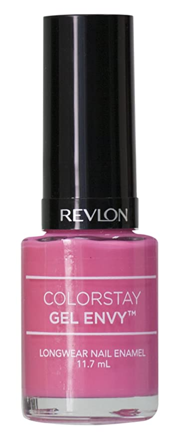 Buy Revlon Colorstay Gel Envy Long Wear Nail Enamel, Hot Hand (11.7 ...