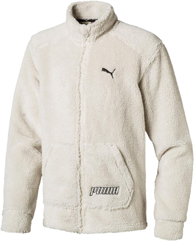 Ni/ños PUMA Alpha Sherpa Jacket B Chaqueta De Entrenamiento
