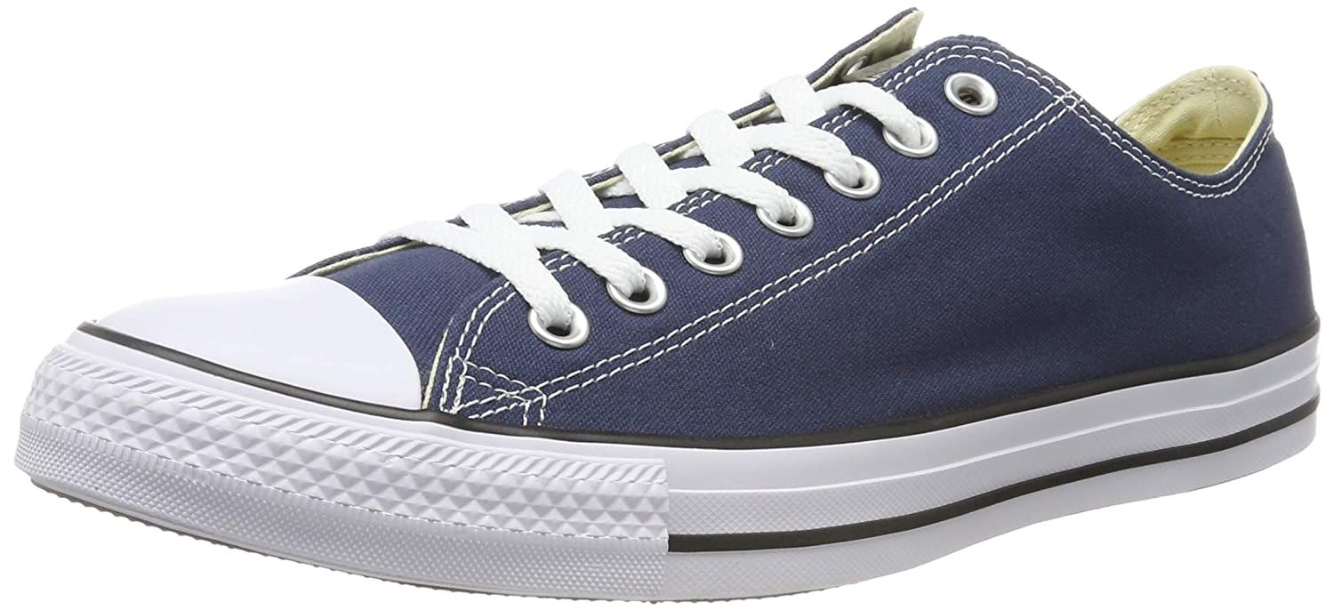 Converse CT All Star OX Womens Navy Trainers M9697