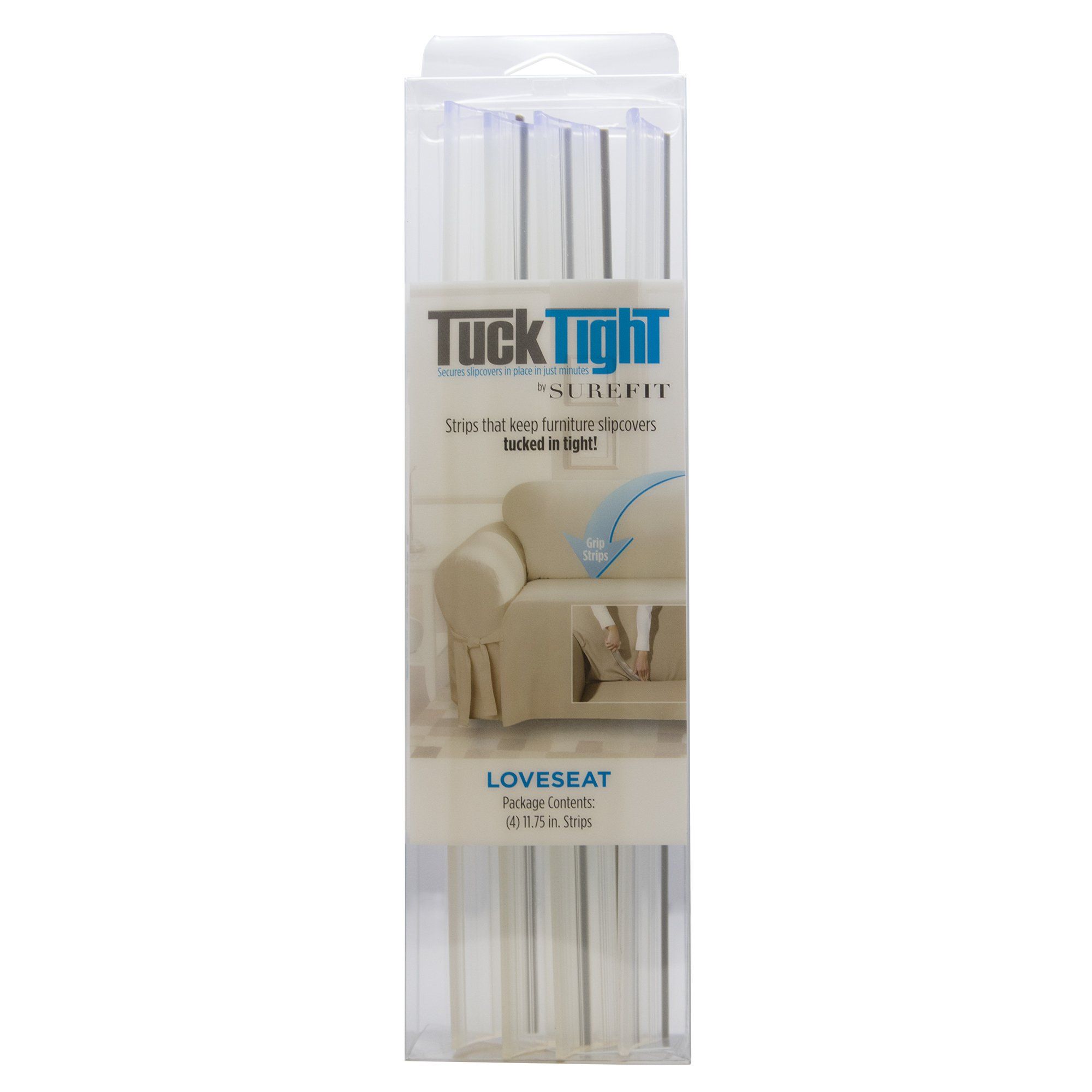 Sure Fit Tuck Tight for Loveaseat (4 strips)