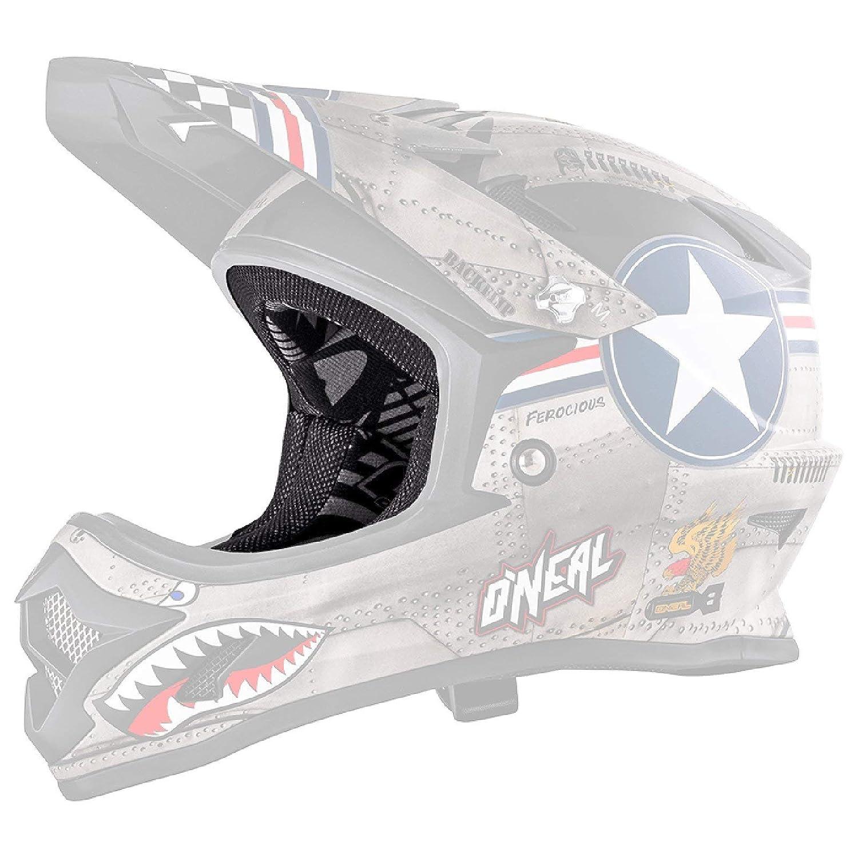 O'Neal Innen & Wangenpolster Backflip Kinder Helm Futter MTB Mountain Bike DH Ersatzteil, 0500-92