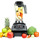 New Age Living BL1500 3 HP Commercial Smoothie Blender   Blends Frozen Fruits, Vegetables, Greens, even Ice   Make Pro Quality Shakes & Soups   ETL Rated With 5 Year Warranty