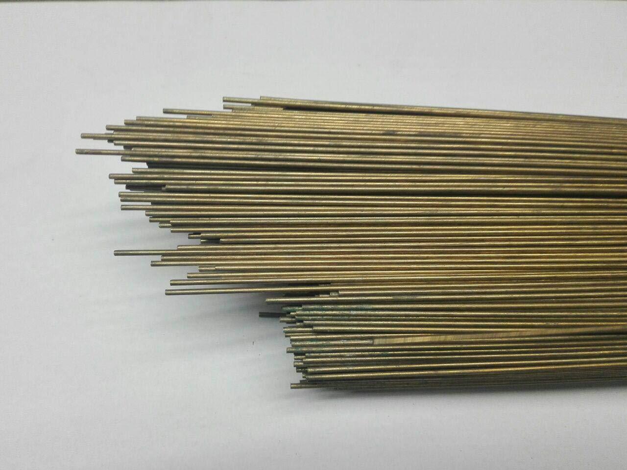 Tige ronde rigide Tige compl/ète  2 m Tige ronde en laiton Ms58//2.0401 /Ø 1,5-2 mm