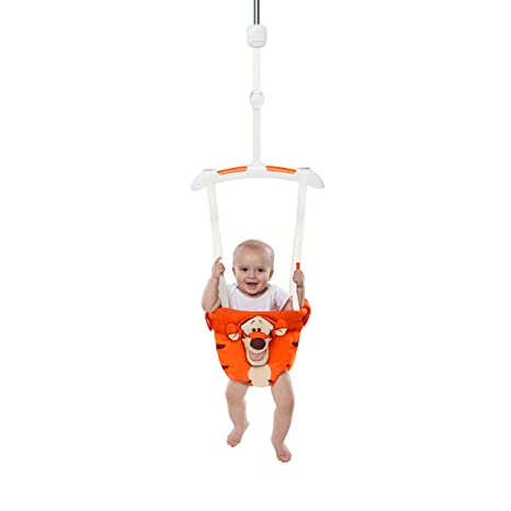 Amazon.com : Disney Baby Door Jumper, Tigger : Baby